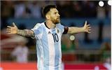 Messi tỏa sáng, Argentina nhọc nhằn đánh bại Chile