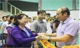 Bắc Giang: 160 VĐV tham gia Giải cầu lông, quần vợt liên ngành lần thứ XVI