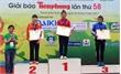 VĐV Bắc Giang lập thành tích xuất sắc tại Giải việt dã và marathon Báo Tiền phong
