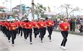 """Hiệp Hòa phát động Ngày chạy Olympic """"Vì sức khỏe toàn dân"""""""