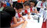 Ý tưởng dự thi: Tổ chức các cuộc thi về giáo dục đạo đức, năng lực, phẩm chất và cách phòng ngừa tệ nạn xã hội cho học sinh bậc phổ thông