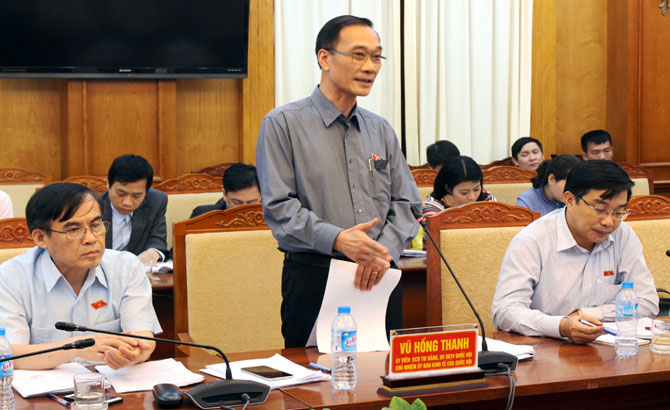NA Standing Committee inspects BOT projects in Bac Giang