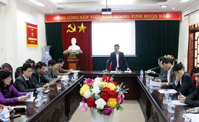 Đoàn ĐBQH tỉnh Bắc Giang góp ý vào dự thảo Bộ luật Hình sự và Luật Quản lý, sử dụng tài sản nhà nước
