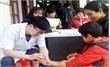 Khám sàng lọc, phẫu thuật dị tật cho trẻ em huyện Sơn Động