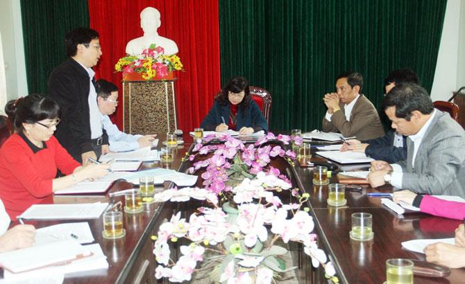 Giám sát sử dụng vốn xây dựng nông thôn mới tại huyện Lạng Giang