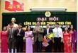 Đại hội điểm Công đoàn Văn phòng UBND tỉnh Bắc Giang