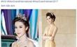 Á hậu Huyền My đại diện Việt Nam dự thi Hoa hậu Hòa bình Quốc tế