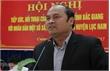 Chủ tịch UBND tỉnh Nguyễn Văn Linh: Giám sát chặt chẽ quá trình xây dựng Công viên Nghĩa trang An Phúc Viên