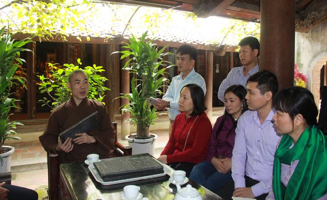 Bắc Giang: Phấn đấu thu hút hơn 1 triệu lượt khách du lịch năm 2017
