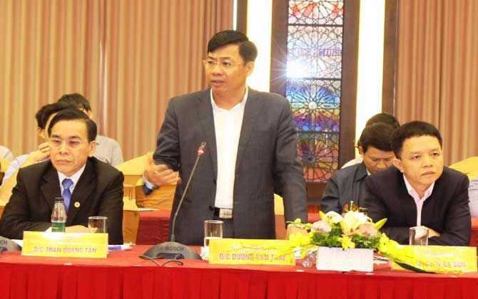 Vice Chairman of Bac Giang People's Committee Duong Van Thai: Ensure electricity supply, reduce incidents in industrial parks
