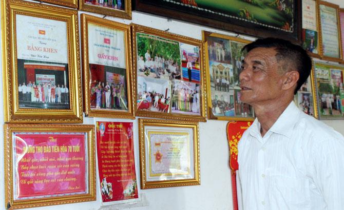 Đào Tiến Hòa, tận tụy, trách nhiệm, phong trào Hội