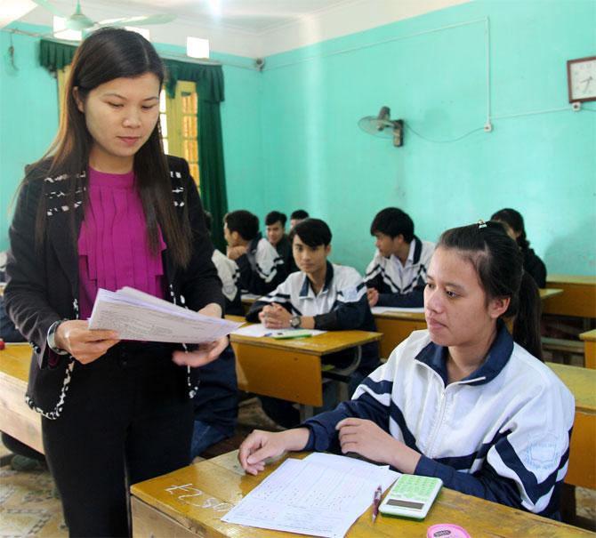 Bắc Giang, hoàn thành, thi thử, THPT, quốc gia