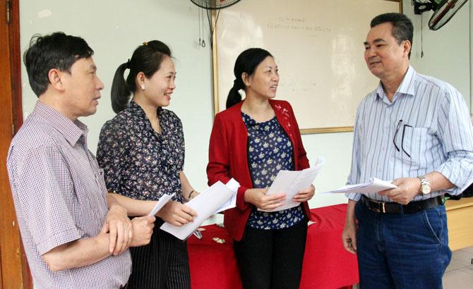 Đẩy mạnh, thực hiện, Đề án, Xây dựng xã hội học tập giai đoạn 2012-2020