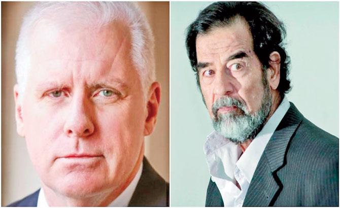 Đặc vụ CIA,  tiết lộ, cuộc hỏi cung, cựu Tổng thống, Saddam Hussein