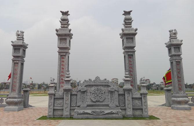 Đền Xương Giang, TP Bắc Giang, kiến trúc, nghệ thuật,