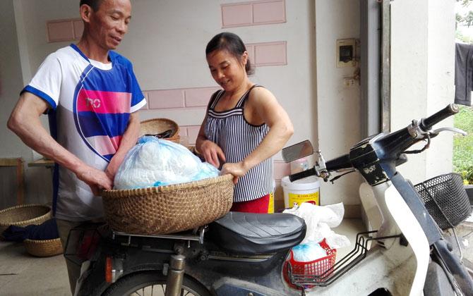Bún Đa Mai, phường Đa Mai, TP Bắc Giang