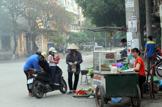 Quản lý, hè phố, nghiêm túc, công bằng,  TP Bắc Giang