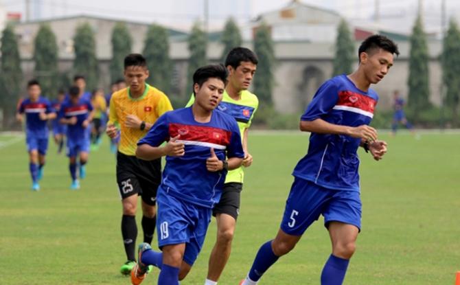 Đội tuyển, U20 Việt Nam, nỗ lực, tập luyện, tập huấn, Đức