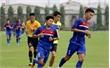 Đội tuyển U20 Việt Nam nỗ lực tập luyện trước chuyến tập huấn tại Đức