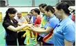 Giải Cầu lông truyền thống Công đoàn Viên chức tỉnh năm 2017