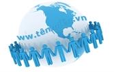 Trực tiếp xin cấp tên miền tiếng Việt với nhà đăng ký từ ngày 15-4