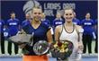 Marketa  Vondrousova vô địch giải WTA Tour đầu tiên