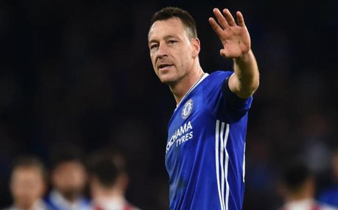 John Terry, xác nhận, chia tay, Chelsea