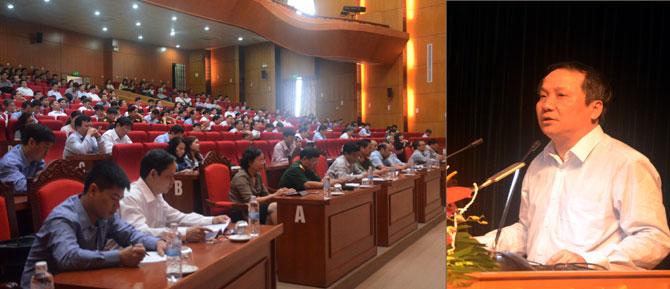 Ban Thường vụ,  Tỉnh ủy, thông tin, chuyên đề, cách mạng, công nghiệp 4.0