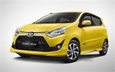 Toyota tham gia cuộc đua phân khúc xe giá rẻ với Agya 2017