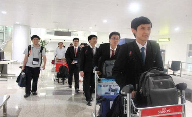Việt Nam, học sinh, dự thi, Olympic Vật lý châu Á, năm 2017