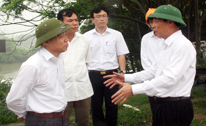 Bí thư Tỉnh ủy, Bùi Văn Hải, kiểm tra, ứng dụng, công nghệ, TP Bắc Giang