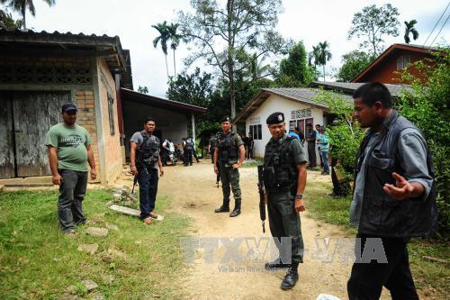 Tấn công, liên hoàn,  miền Nam, Thái Lan