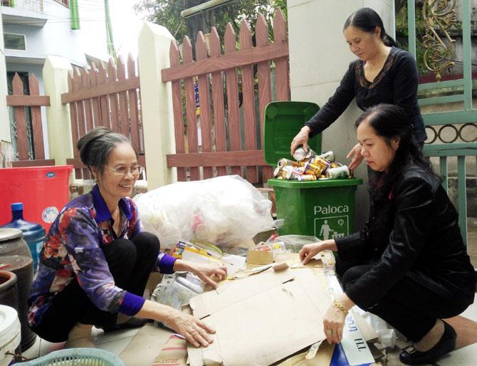 Việc làm nhỏ, ý nghĩa lớn, Hội Phụ nữ, Trần Nguyên Hãn, triển khai,  mô hình