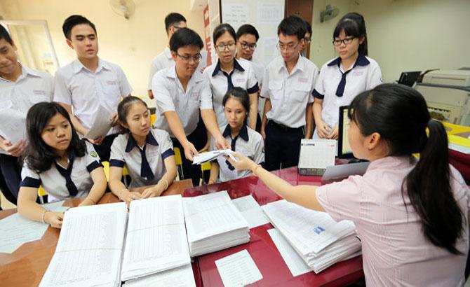 Top 16 đại học, nguyện vọng, đăng ký, cao nhất