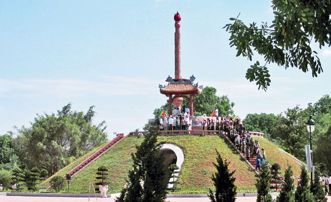 Ghi ở Quảng Trị