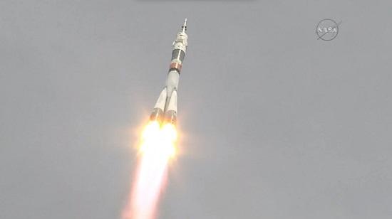 Nga,  tàu vũ trụ,  ISS, nhà du hành