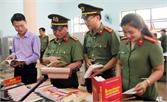 Công an tỉnh Bắc Giang phát động phong trào đọc sách trong cán bộ, chiến sĩ