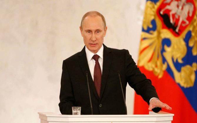 Tổng thống, Putin, lọt top, 100 nhân vật, ảnh hưởng nhất, thế giới