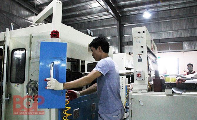 Giá trị sản xuất công nghiệp đạt hơn 6,5 nghìn tỷ đồng