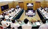 TP Bắc Giang: Hơn 1,4 tỷ đồng lắp đặt hệ thống giao ban trực tuyến
