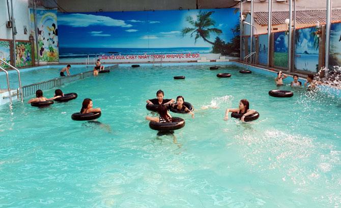 Bể bơi, không, đạt chuẩn, lợi ít, hại nhiều, sức khỏe,  người dân