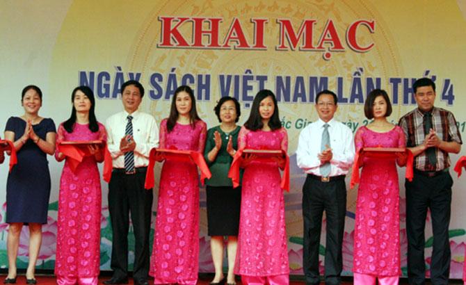 Khai mạc, Ngày Sách Việt Nam, lần thứ 4
