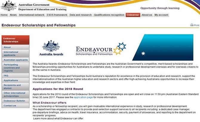 Cơ hội nghiên cứu và phát triển chuyên môn tại Australia
