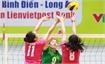 International women's volleyball tourney opens