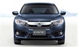 Triệu hồi 300 xe Honda Civic lỗi túi khí
