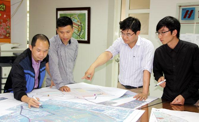 Trung tâm Quy hoạch xây dựng: Giữ chữ tín bằng trách nhiệm, hiệu quả