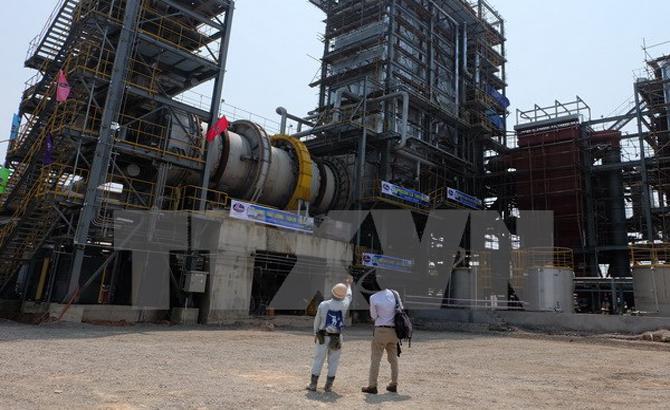Khánh thành, nhà máy, xử lý, chất thải, phát điện, đầu tiên, Việt Nam