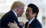 Lãnh đạo Mỹ - Nhật Bản điện đàm về tình hình Triều Tiên