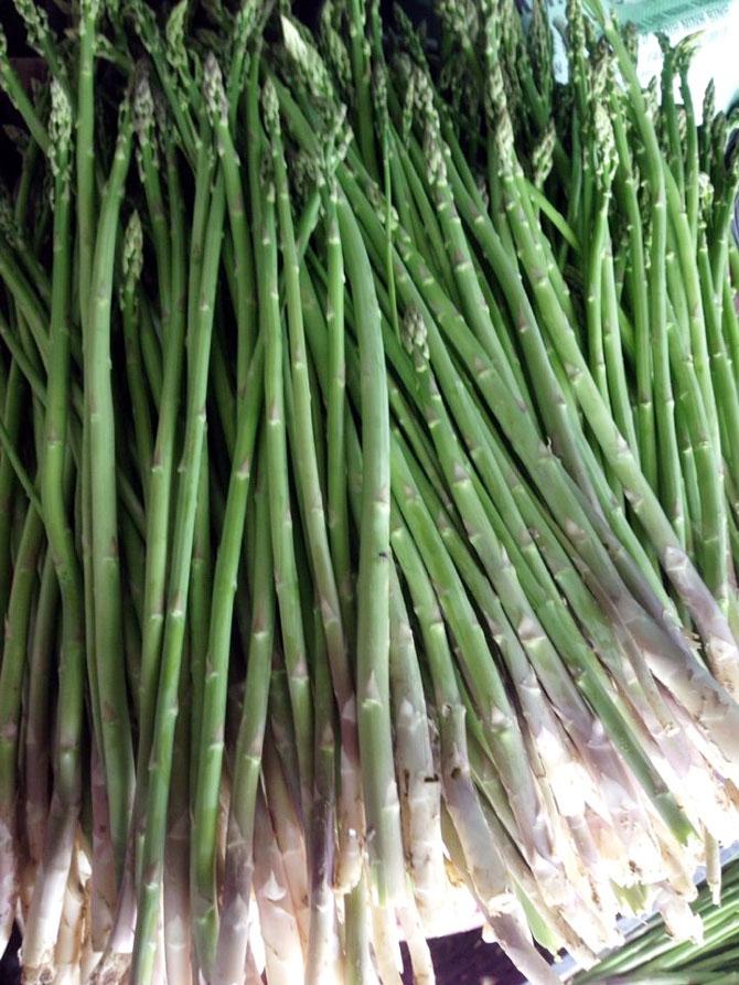 HTX Đại Đồng,  măng tây xanh, siêu thị
