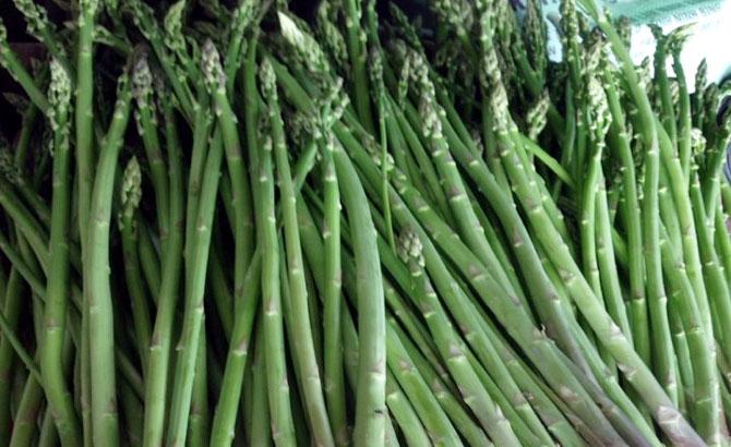 HTX Đại Đồng đưa măng tây xanh vào siêu thị